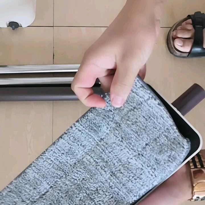 Nouveau Style Utiliser L'auto-Lavé Microfibre VADROUILLE Magique Vadrouille Plate