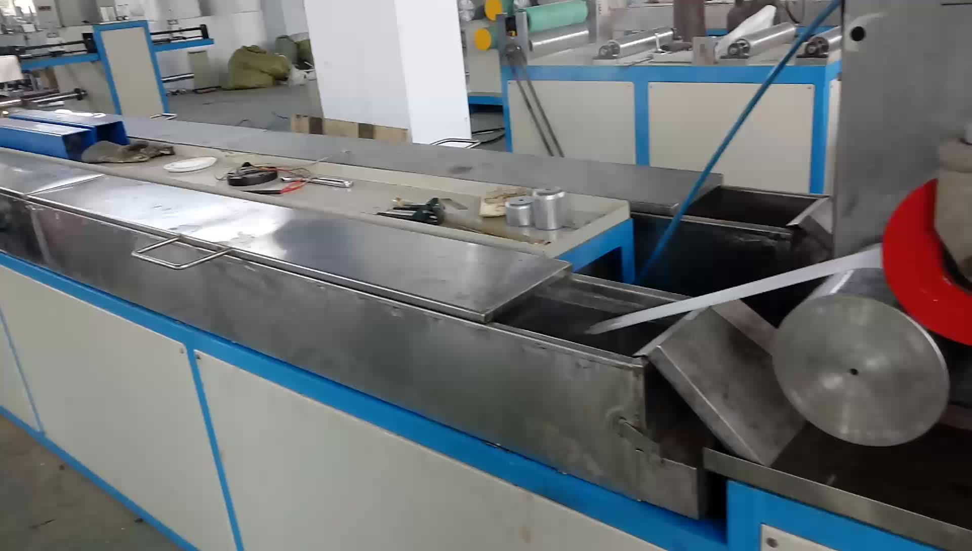 FUSHI BRAND Goede Prestaties Knooploos Netto Geweven Making Machine