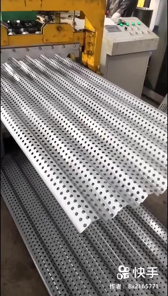 Deck Floor Galvanized Perforated Metal Roof Roofing Sheet