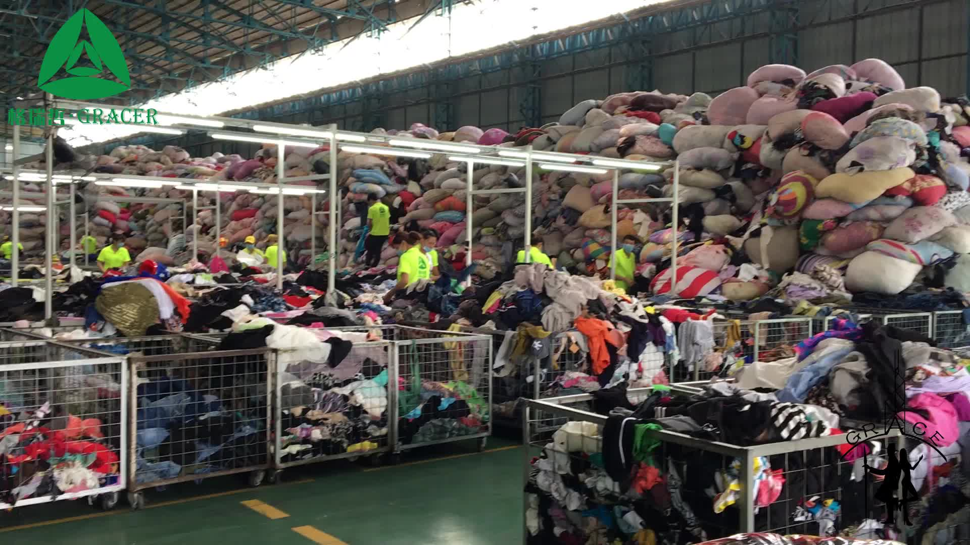 Children used clothes bales second hand kids clothing baby wear