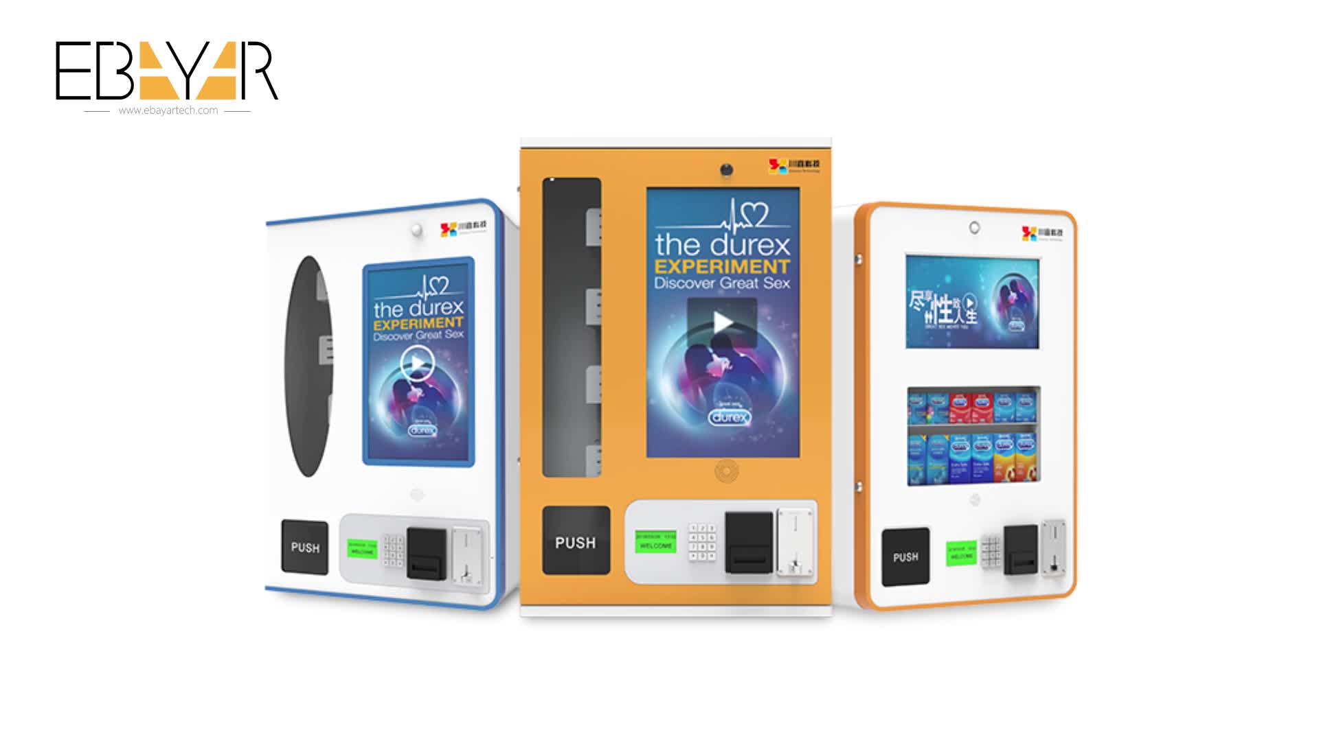 Newest Mini Vending Machine For Shopping Mall
