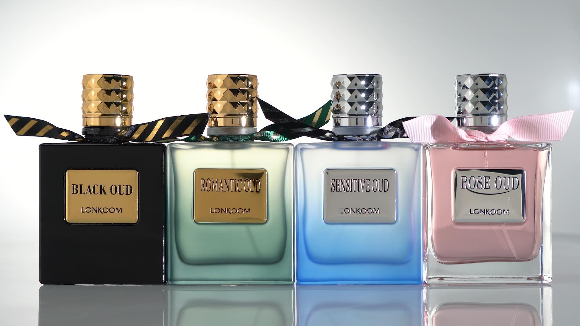Exportação da china fábrica de perfumes para homens famosa marca eau de parfum