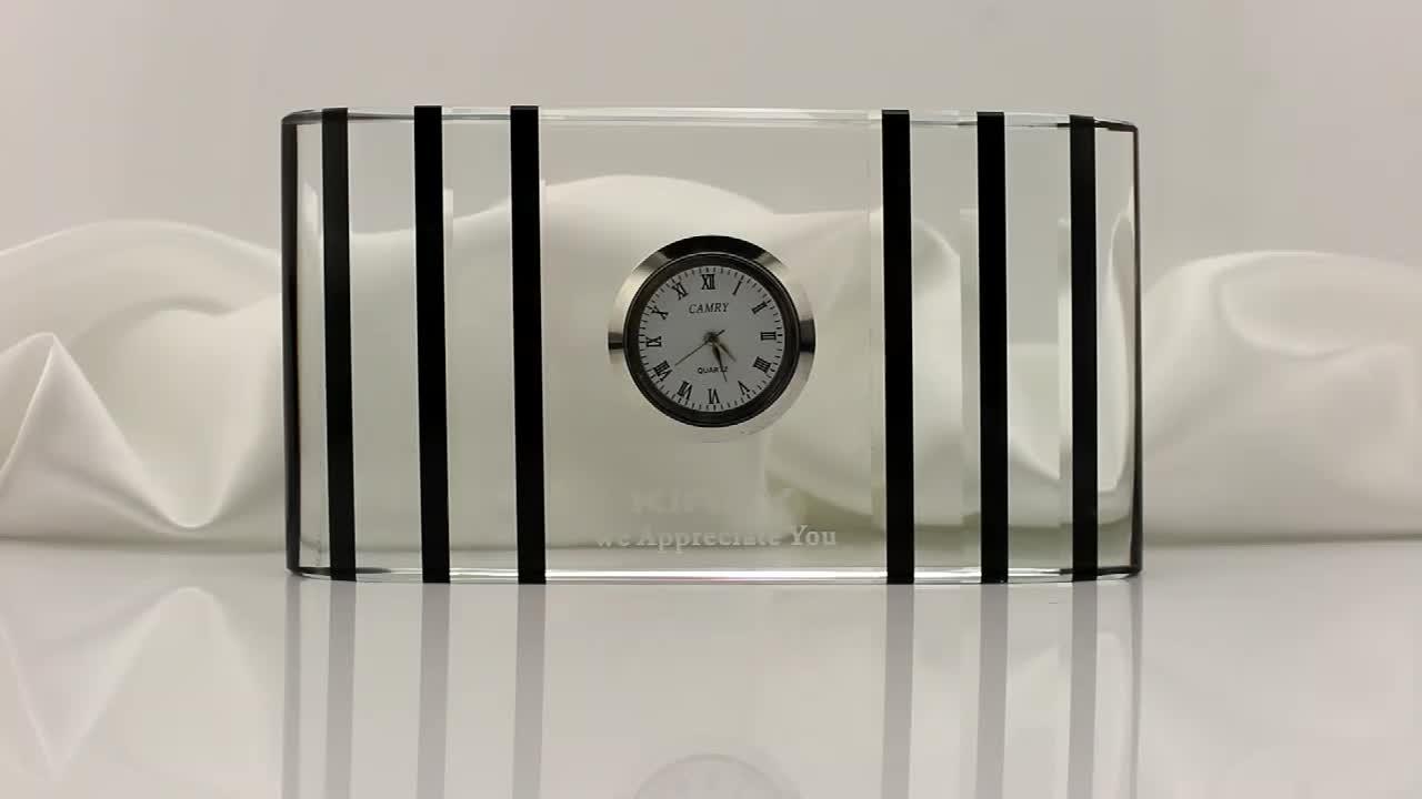 Wholesale Crystal Table Clock