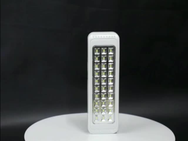 widely use portable rechargeable charging LED emergency light