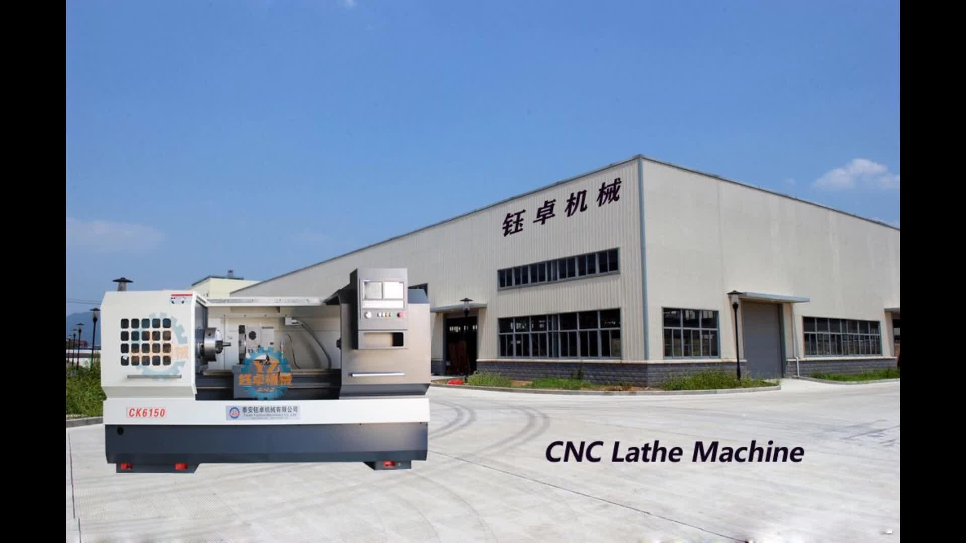 CK6136 CK6140 CK6150 धातु सीएनसी खराद चीन सीएनसी खराद मशीन सीएनसी मशीन केंद्र