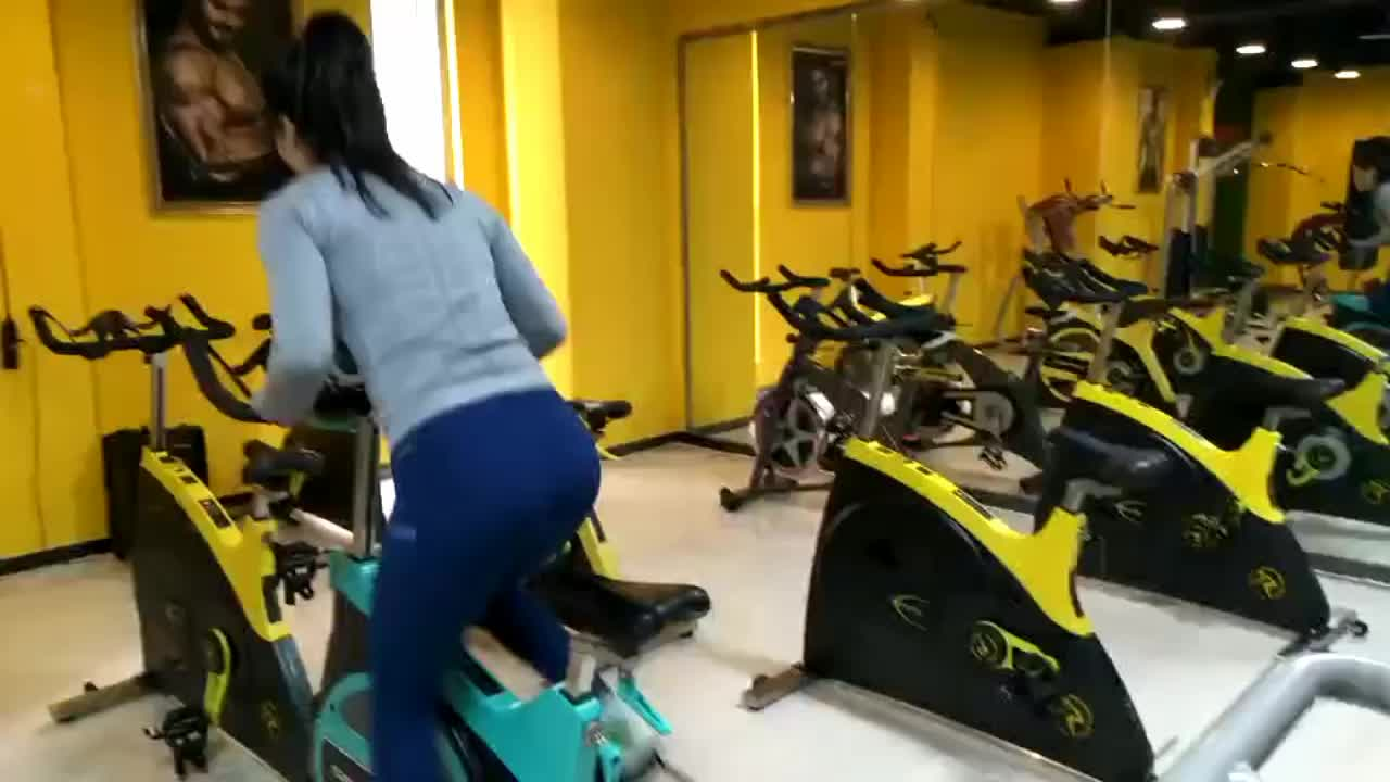 high end gym master equipment transformers commercial spinning bike