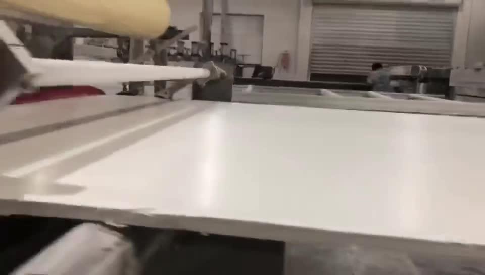 מכירה לוהטת PVC WPC קצף לוח/גיליון עבור ריהוט מטבח ארון