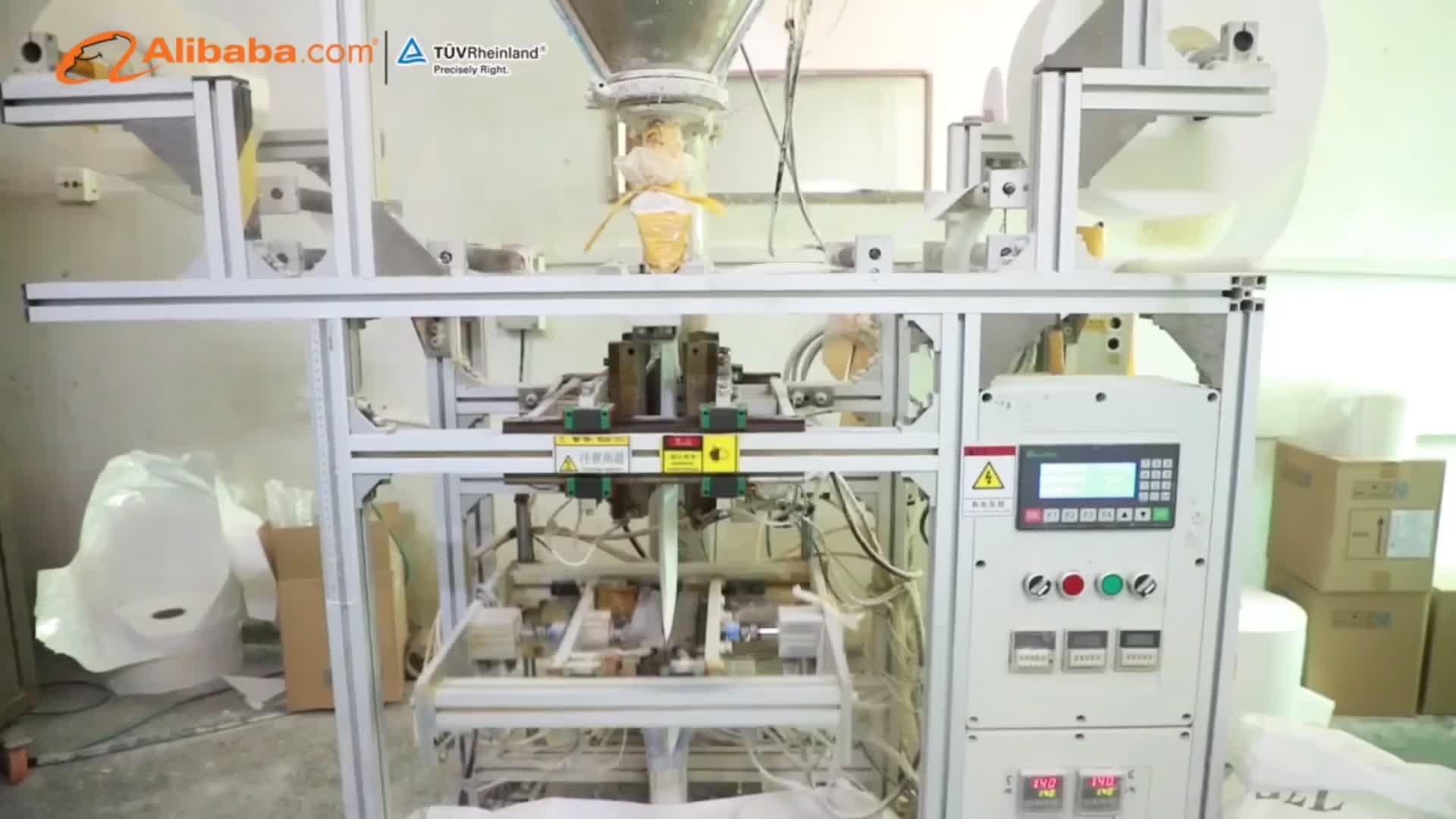 食品级干燥剂1g2g5g克小包硅胶矿物氯化钙食品服装工业电子防潮珠