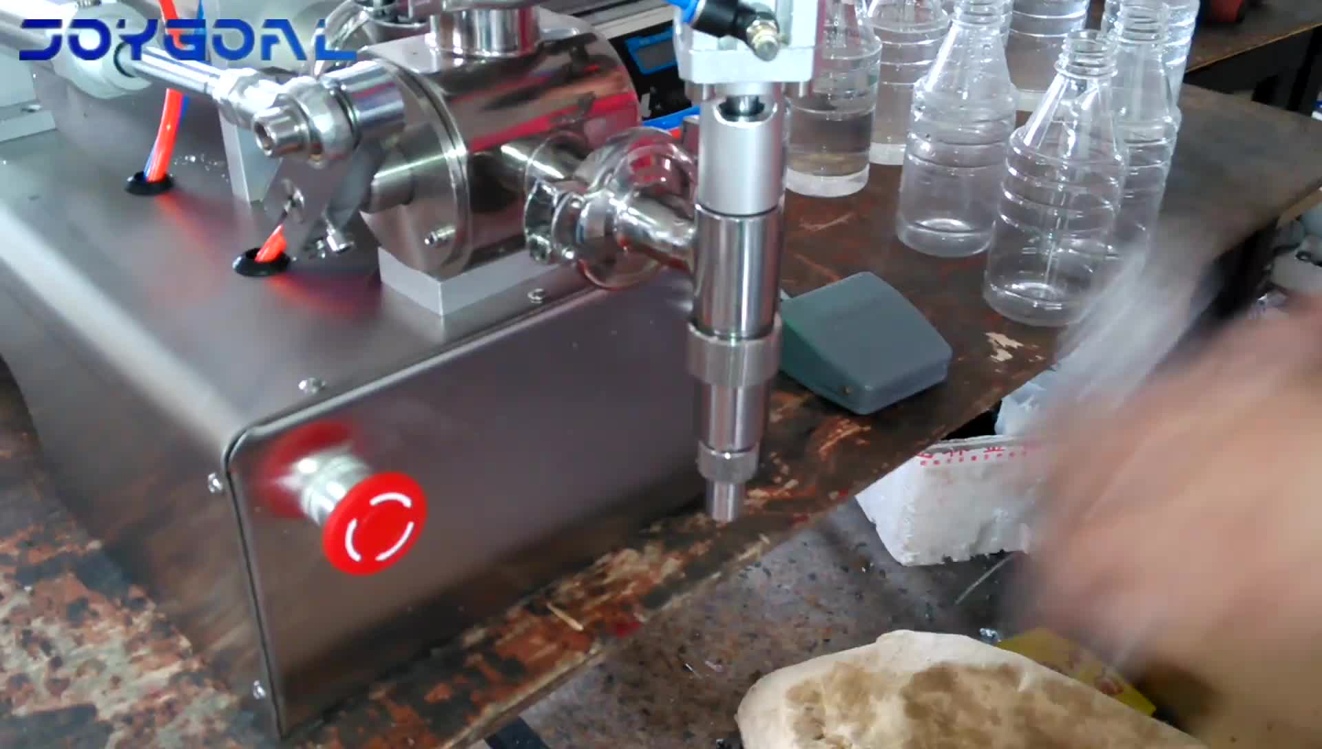 2017 New pet bottle aseptic filling machine With Long-term Service