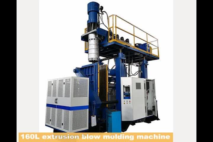 160liter plastic grote vol pp drum blazen schimmel machines extrusie blow moulding machine