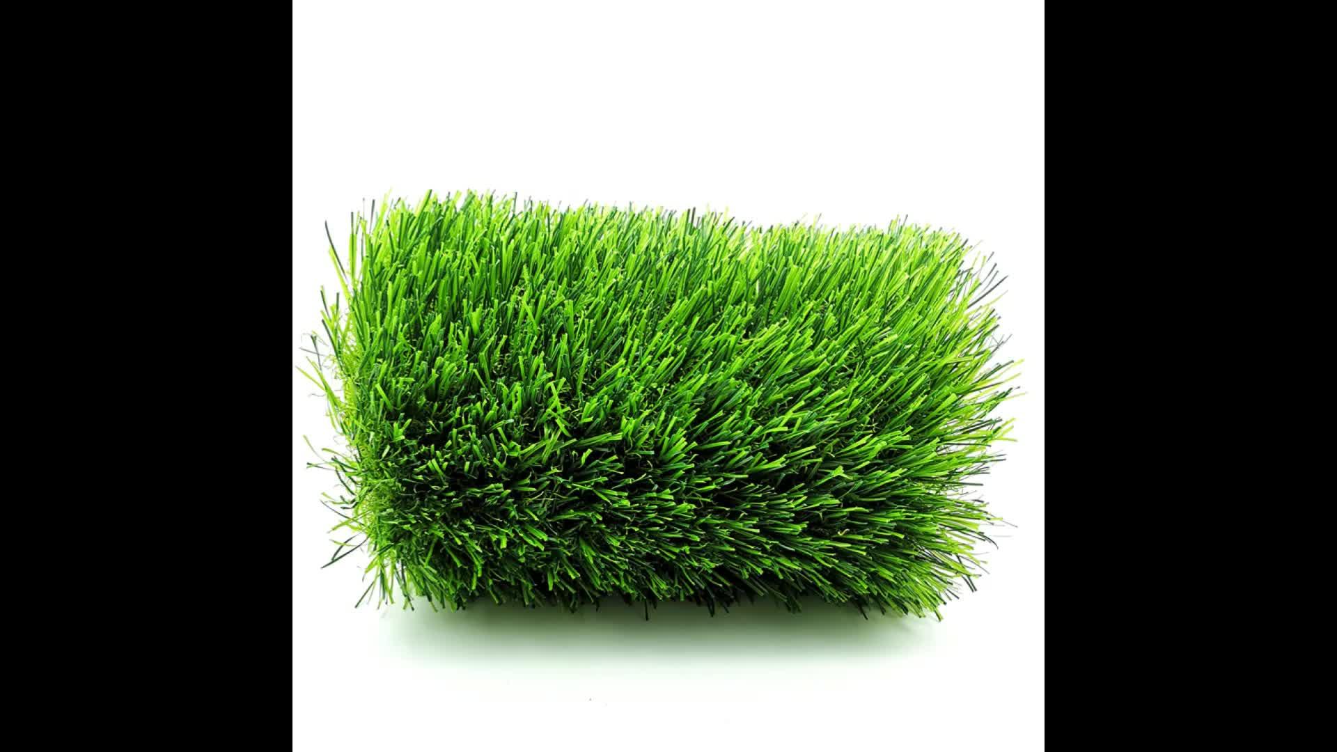 45 ミリメートル合成芝生屋外床