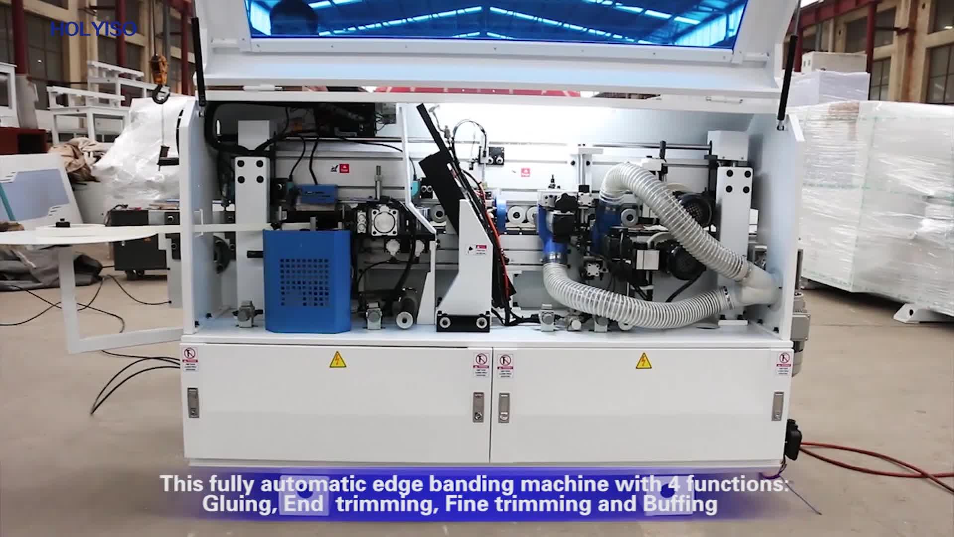 MFZ620 Automatische China Rand Bander Hout Kantenverlijmer Van Foshan