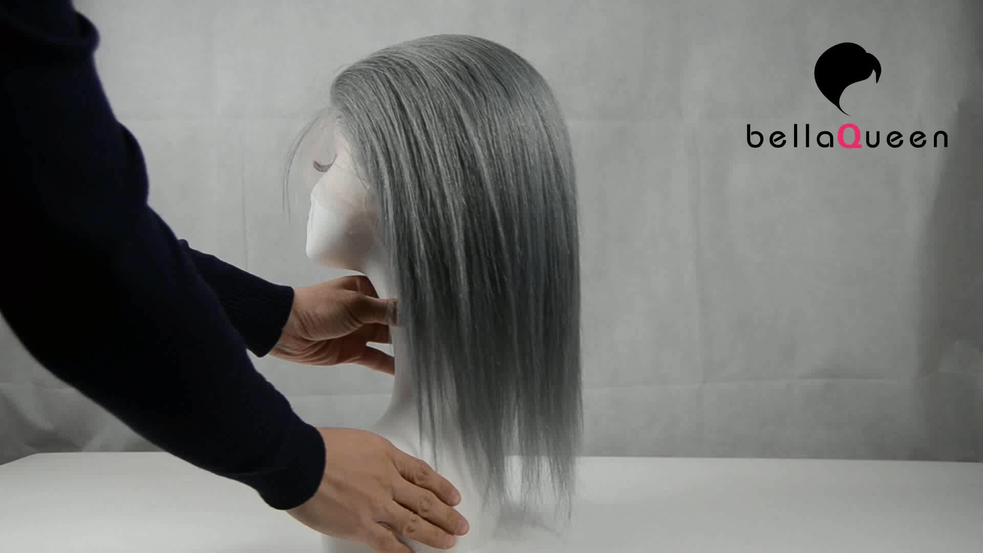 Bllaqueen new arrival color full lace wig 150 density full lace wig remy