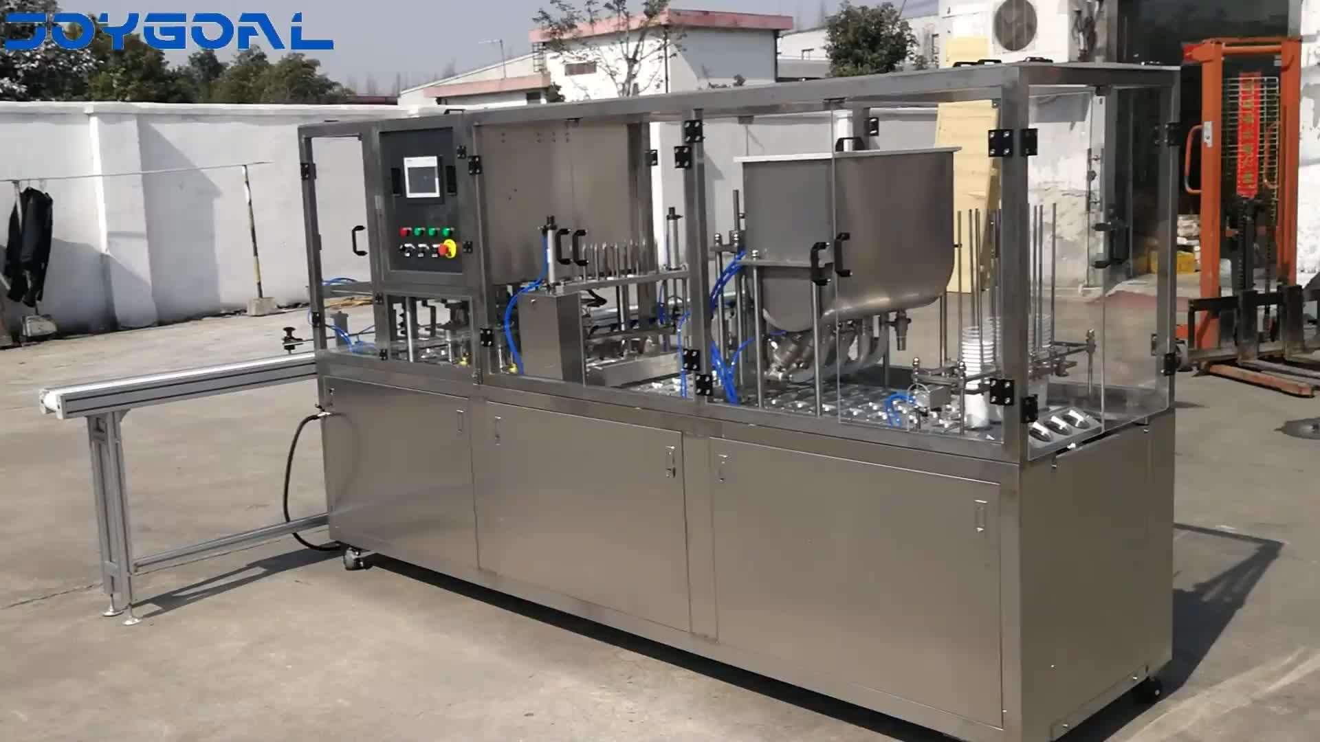 Bardak doldurma kapaklama makinesi için Önceden Kesilmiş Contalar/alüminyum folyolar