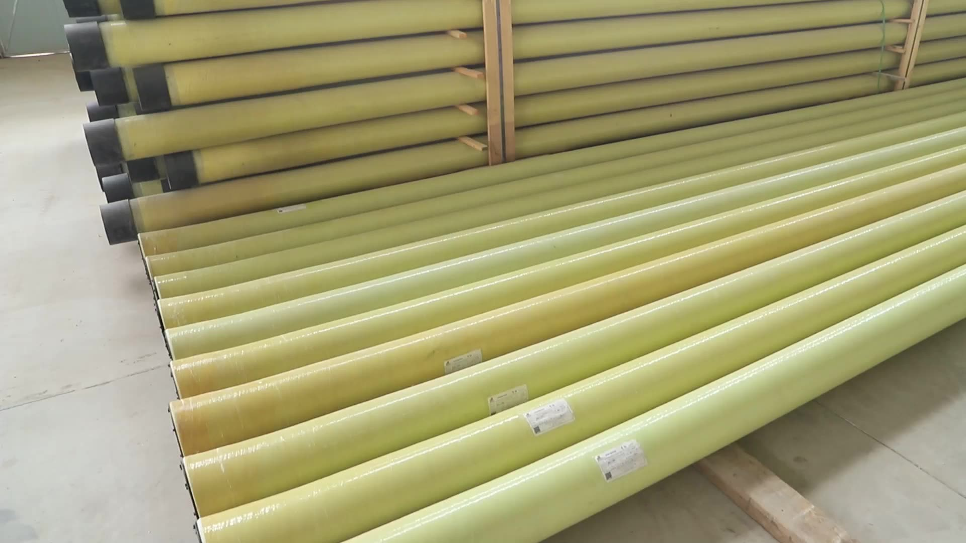 FGS 1041 Seeking Fiberglass Pipe Tube Sales Distributor Agent Required For All Over The World