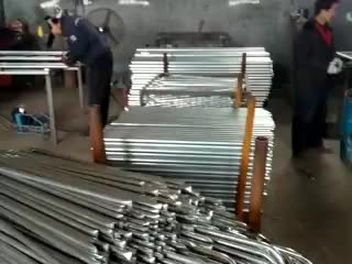 Tianjin TSX189632 used walkthrough frame steel scaffolding for sale