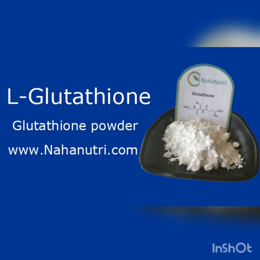 L-Glutationa 70-18-8/Fabricantes diretos de todos os tipos de ingredientes cosméticos, super matérias-primas puras