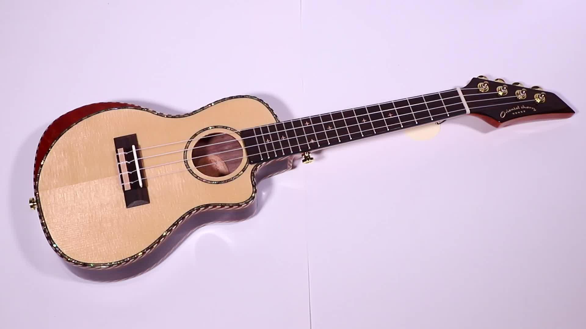 Ukulele Trung Quốc đàn guitar electric guitar với xe bán tải