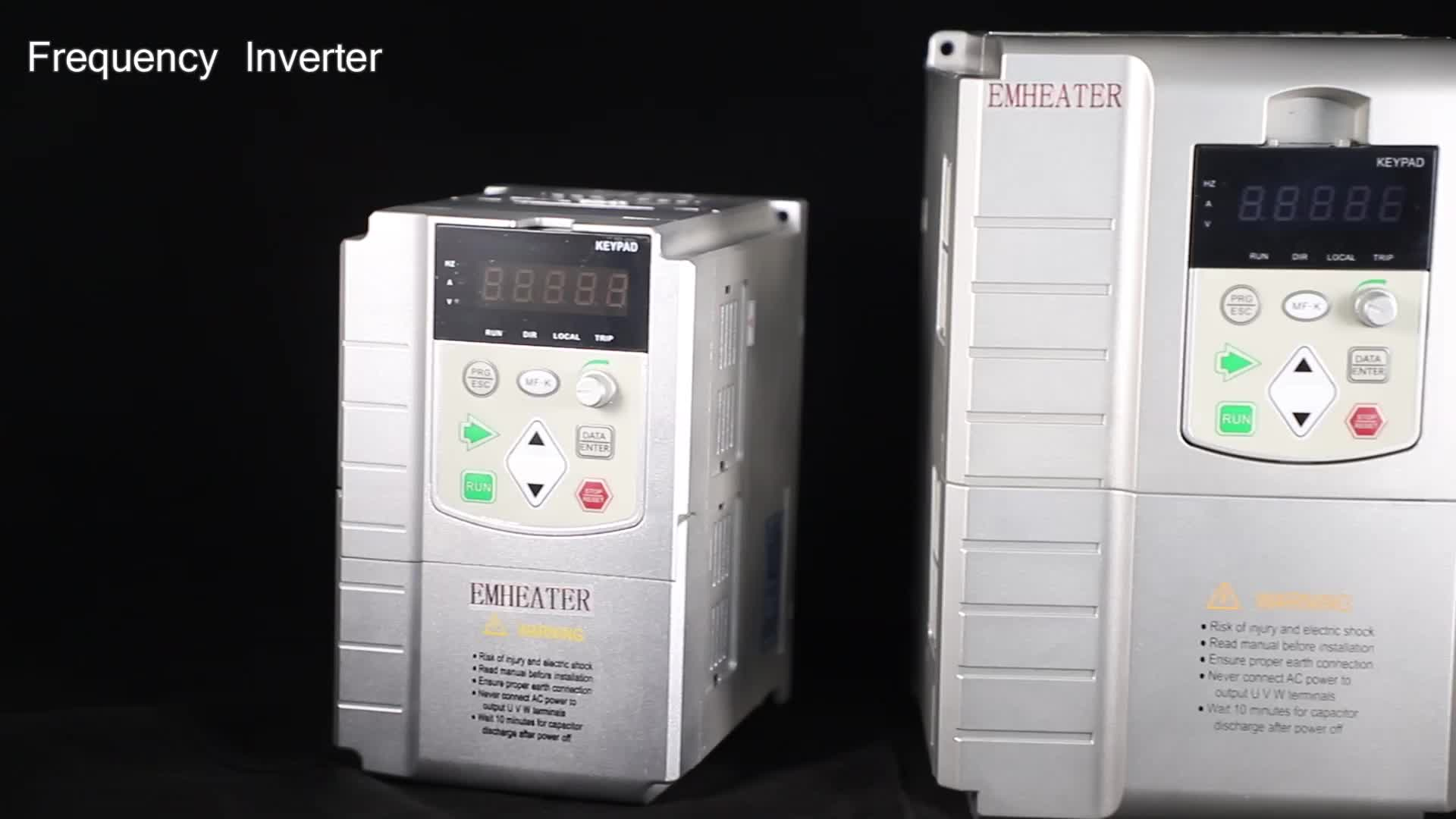 5.5kw 230v single phase solar pump inverter