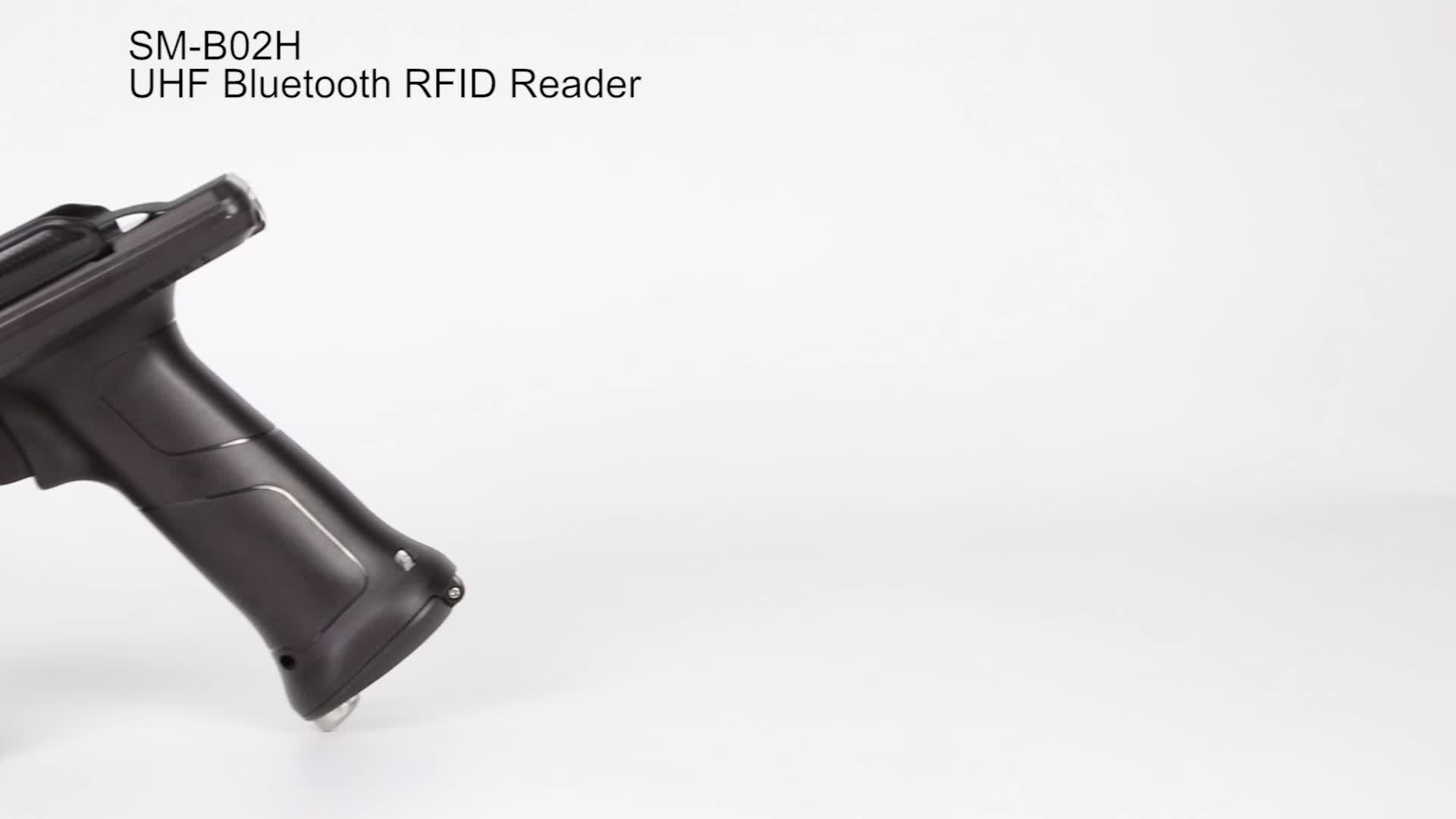 Giá rẻ Không Dây Cầm Tay 15 m Dài Khoảng Cách UHF Rfid Reader Cho Kho Siêu Thị