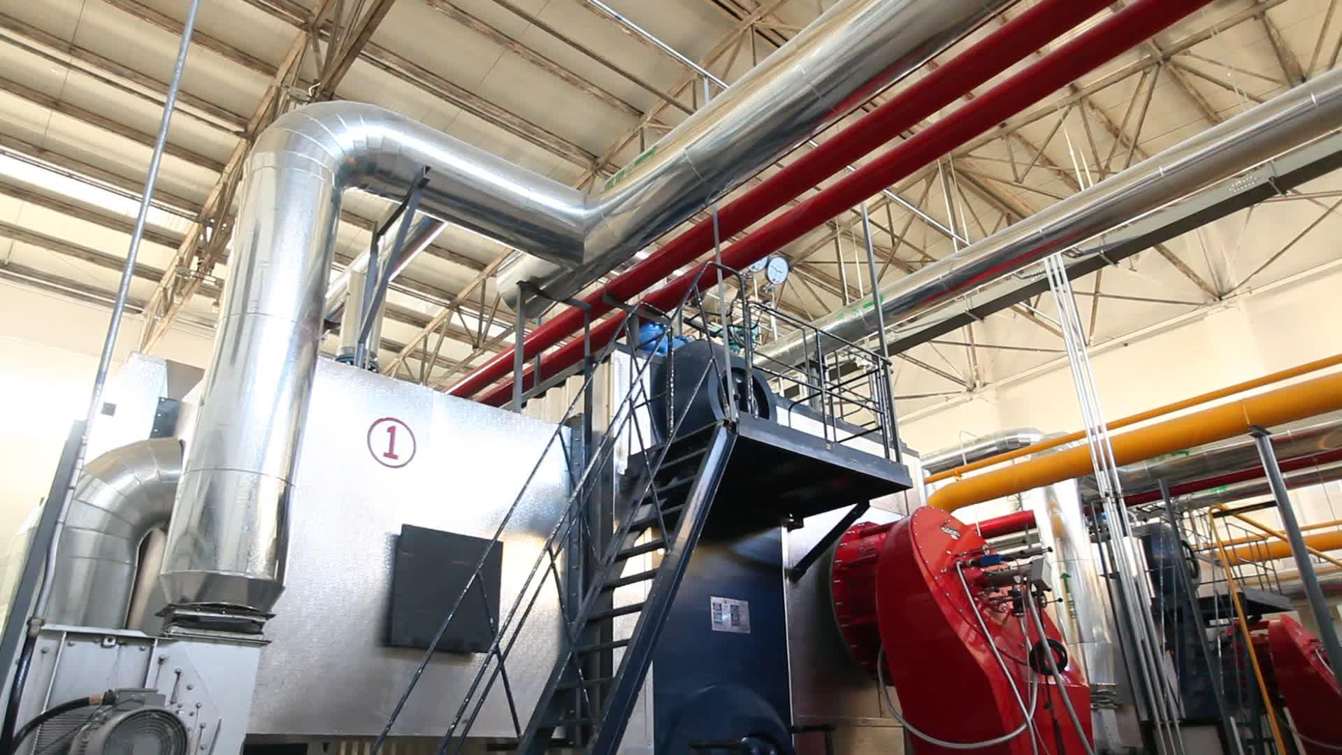 16 ton industrial diesel water tube steam boiler big discount for sale