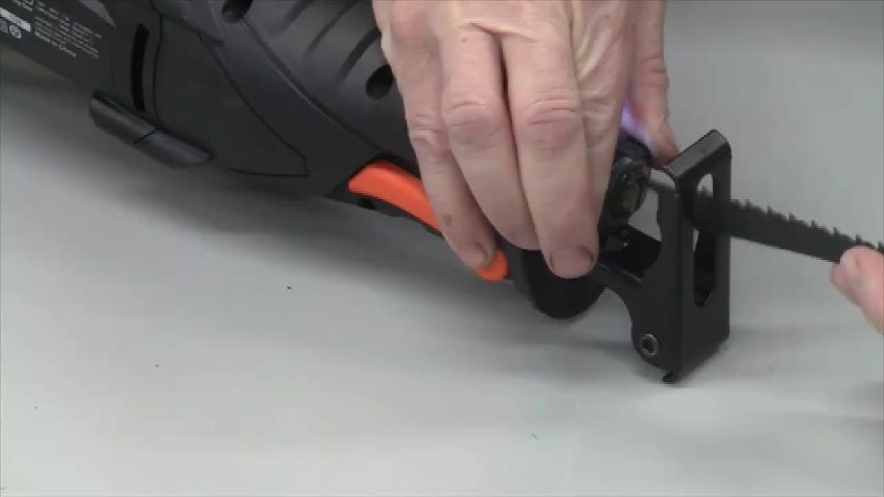 850W Yüksek Performanslı Güç Aleti Elektrikli Ahşap Pistonlu Testere