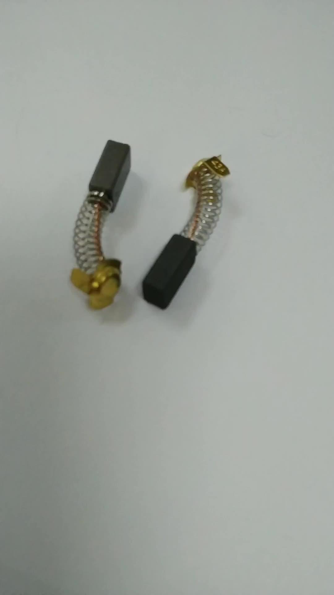 Gueshualian — brosse à carbone 999030 3/14mm(999030), moteur d'outils électriques japonais véritables 99-030, lot de 2 brosses à carbone
