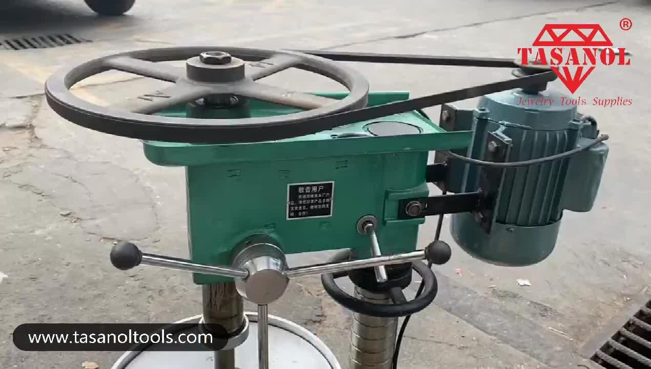 תכשיטי ביצוע מכונת פנינה אבן עגול חרוזים מכונת השחזה אבן חרוזים מכונה