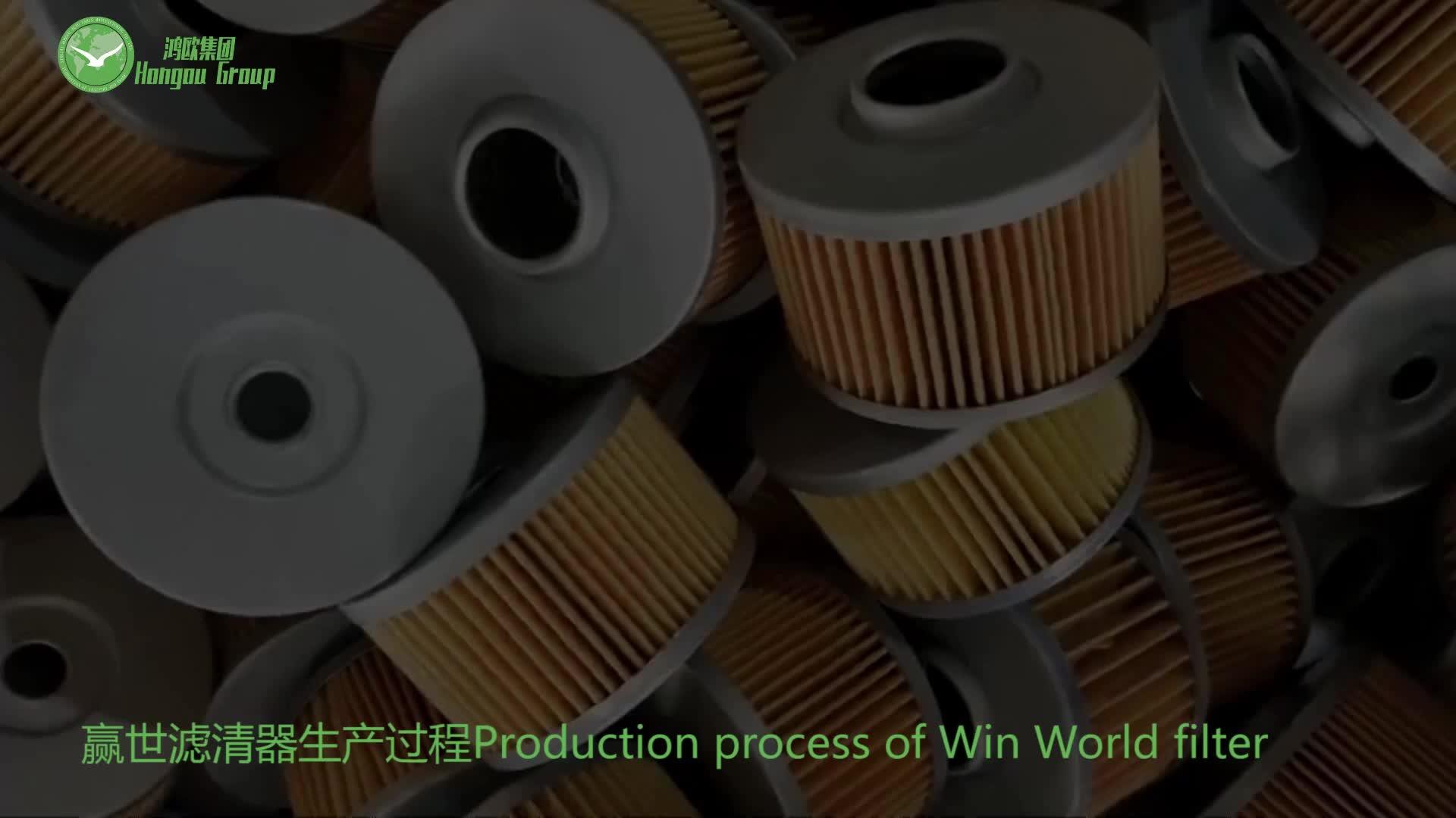 Auto Parts Kualitas Militer Filter AC Kabin Filter 27274-ED000 untuk Nissan