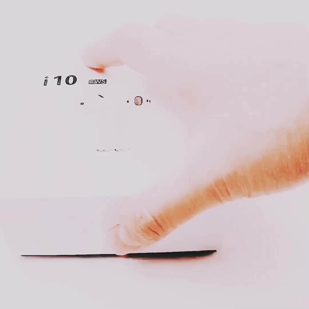 Qi inductive Charger Mini i10 V5.0 For Smartphone oem headphones
