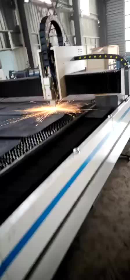 500 W 750 W 1000 W 1500 W 2000 W IPG Raycus laser CNC fiber metalen laser cutter/laser snijmachine prijs met Yaskawa servo motor