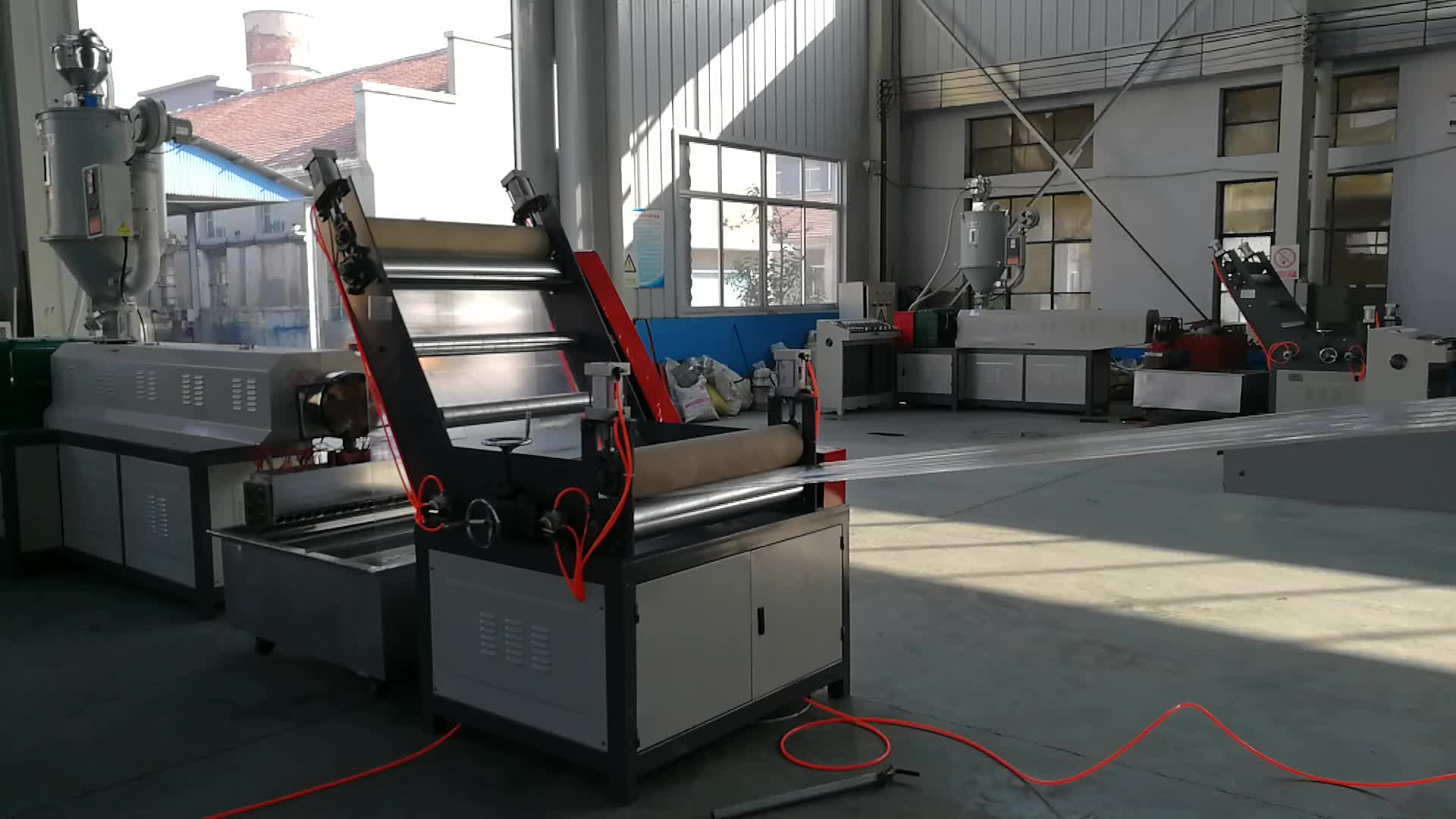 Outstanding Quality PET PP plastic strap making machine
