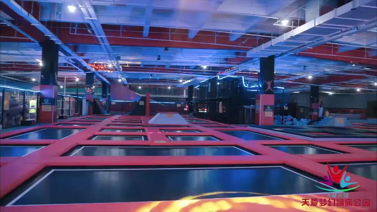 Professional wholesale manufacturers indoor jumping fitness trampoline for sale
