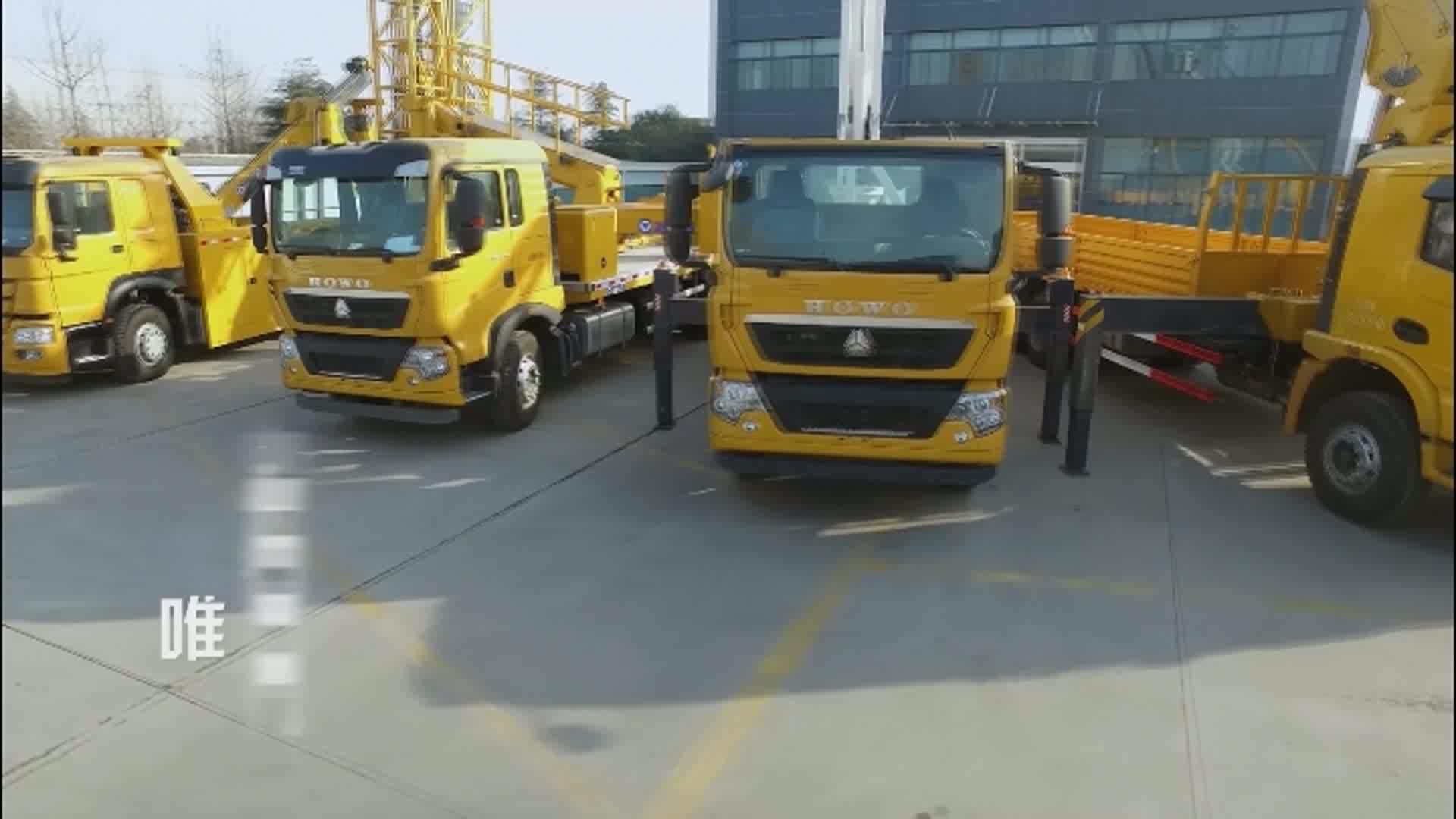 Hot produk Max Knuckle memuat 10 ton truk crane buatan China