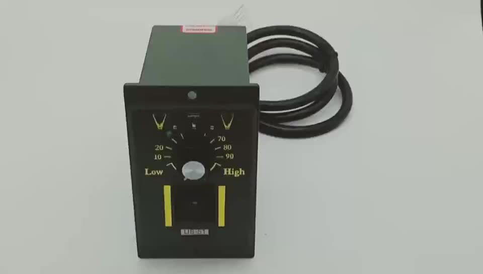 VTV 220V ac gear motor electronic speed controller US-52