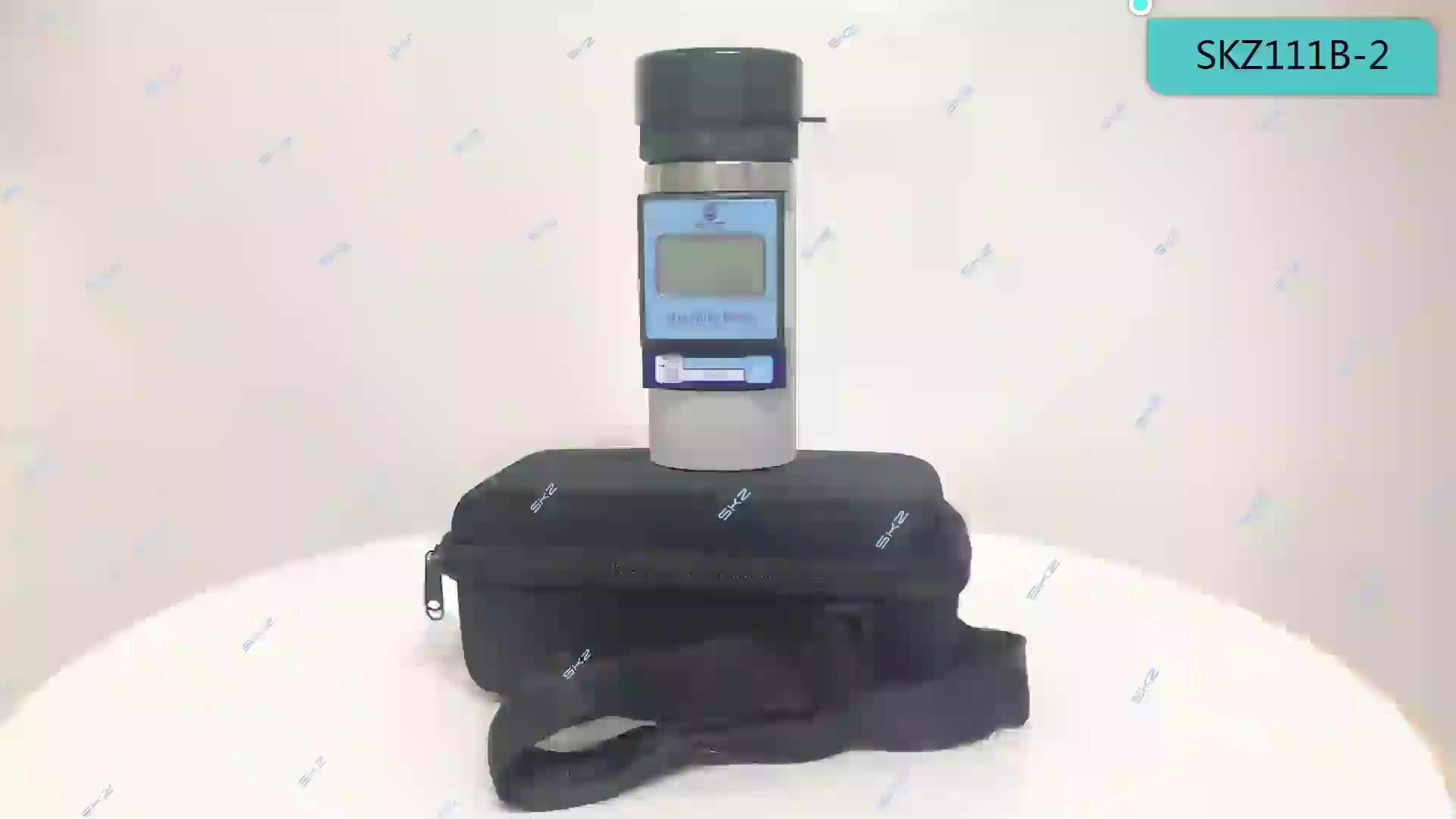 rapid handheld coffee beans moisture meter