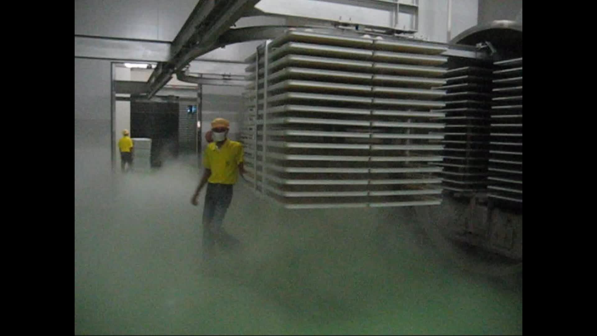 מסחרי להקפיא ייבוש מכונה/ואקום להקפיא יבש מכונה/תעשייתי להקפיא מייבש