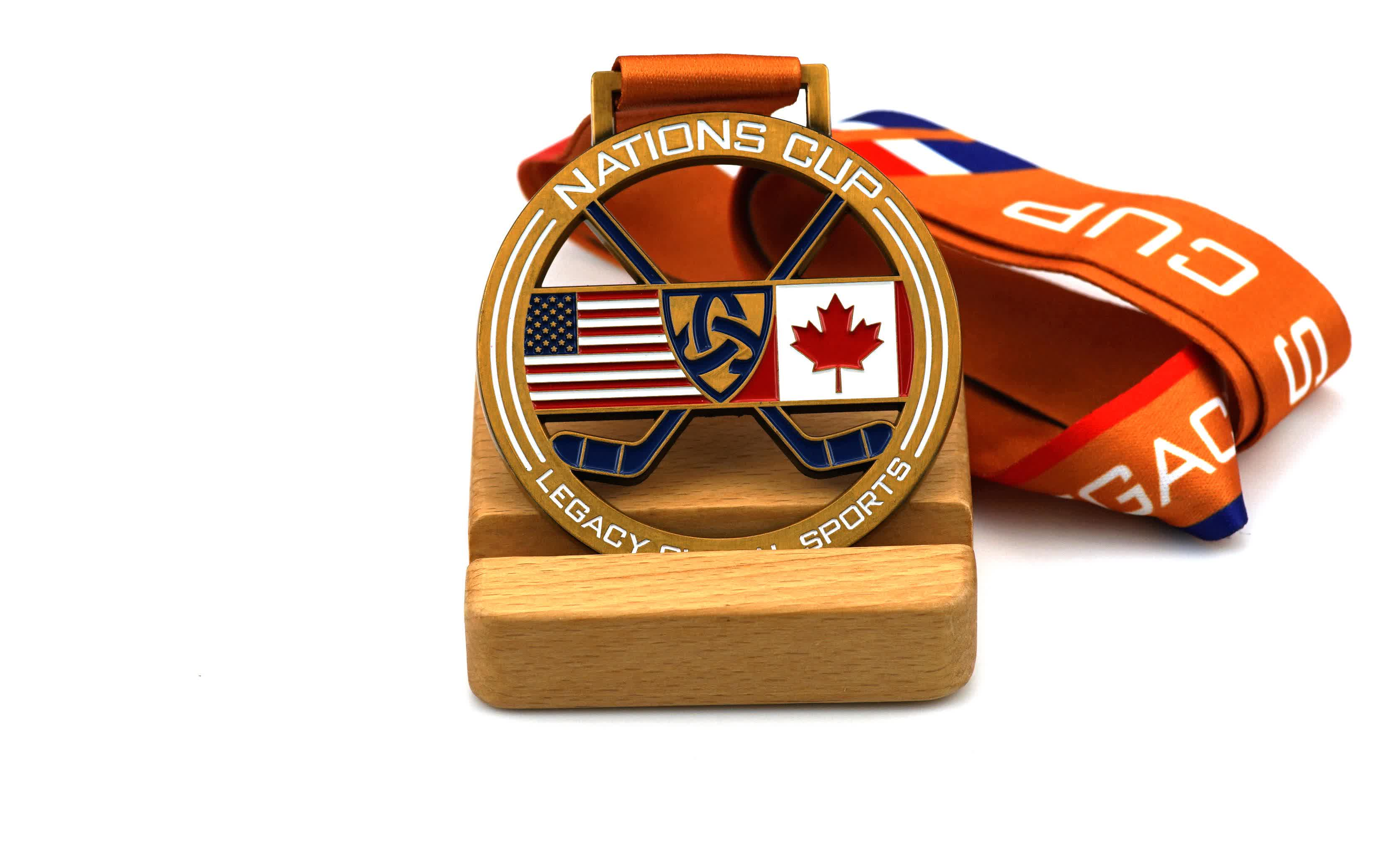 Factory Price Custom Cheap Award Medals From China