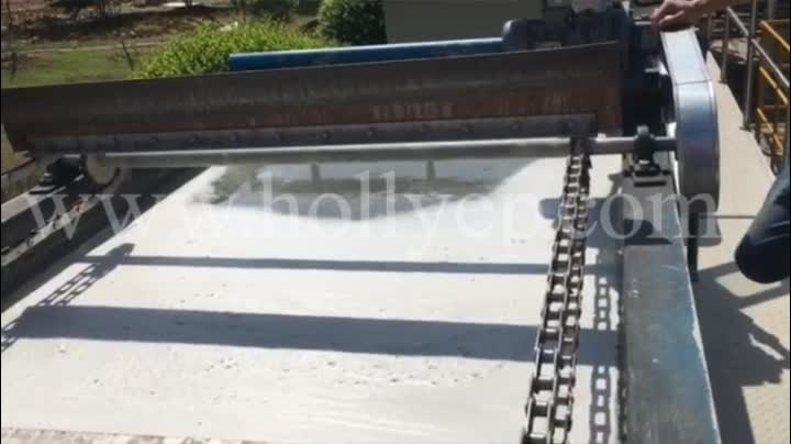 Carbon steel Air Floatation Waste Water Treatment for solid liquid separator