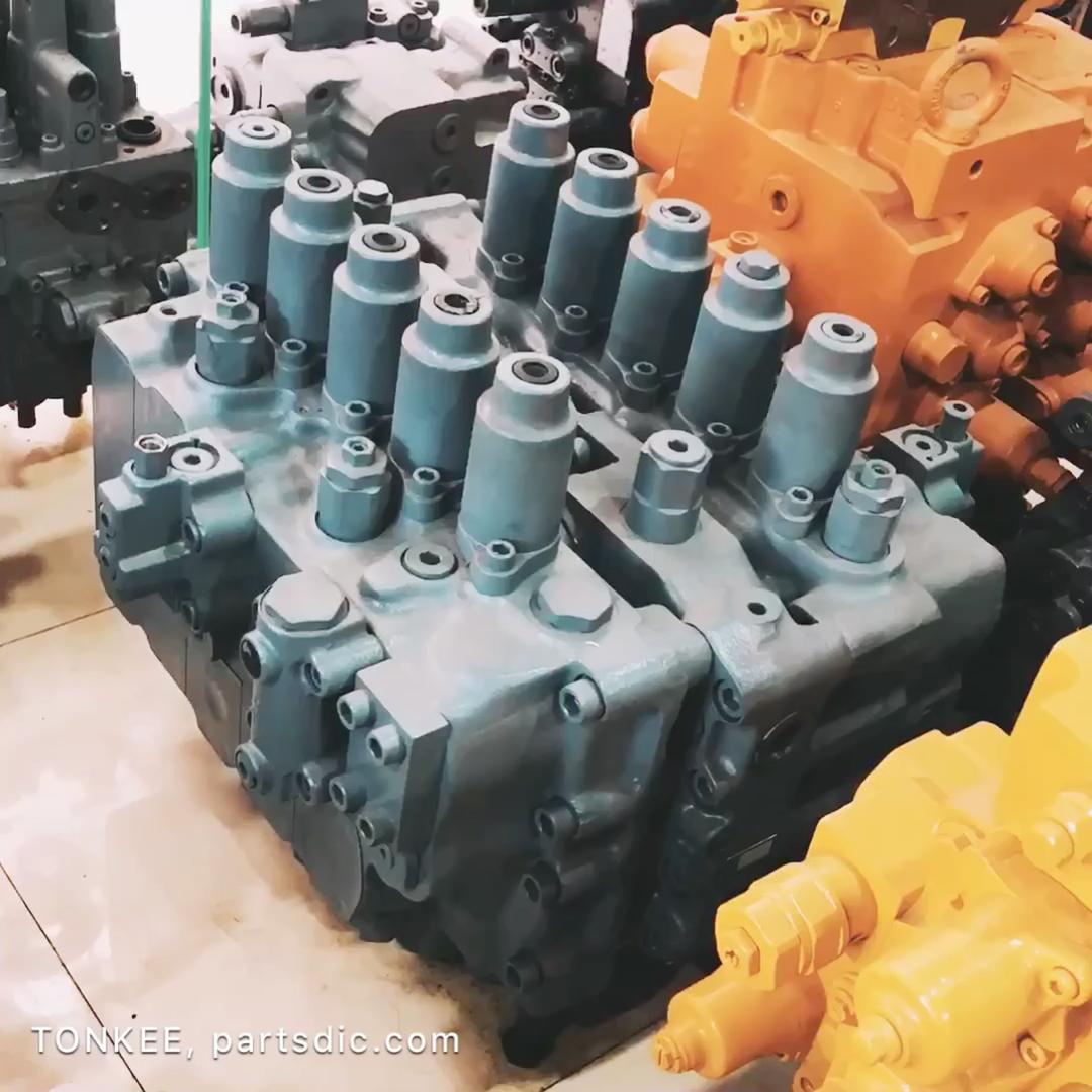 14556410 14641032 EC460 EC460B EC460C main control valve EC480 EC480D EC700C control valve (MCV)HC5B12G02 for VOLVO