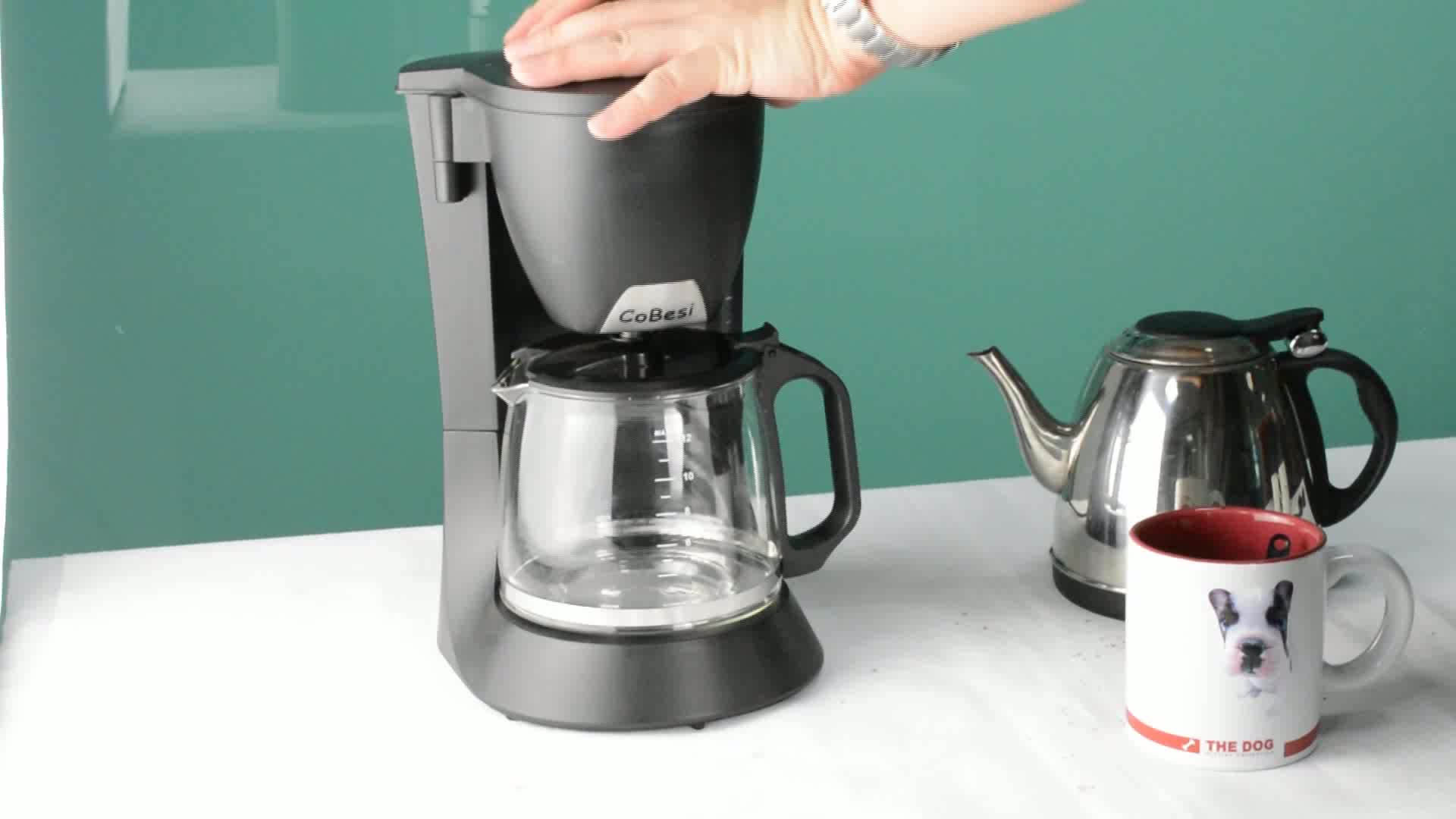 Cheapest Anti Drip Keep Warming Drip Coffee Maker Buy