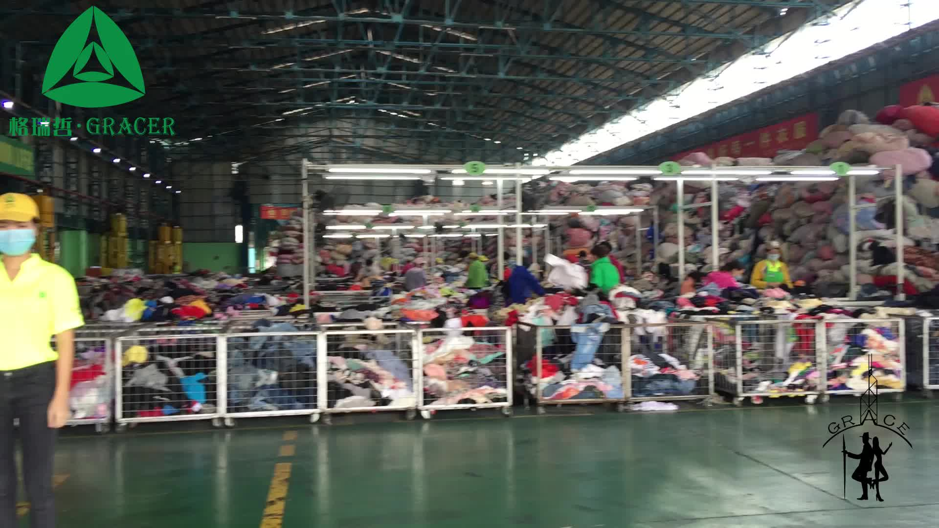 Brand Used Clothes Wholesale Philippine Used Clothes Bales Knee Length Skirt