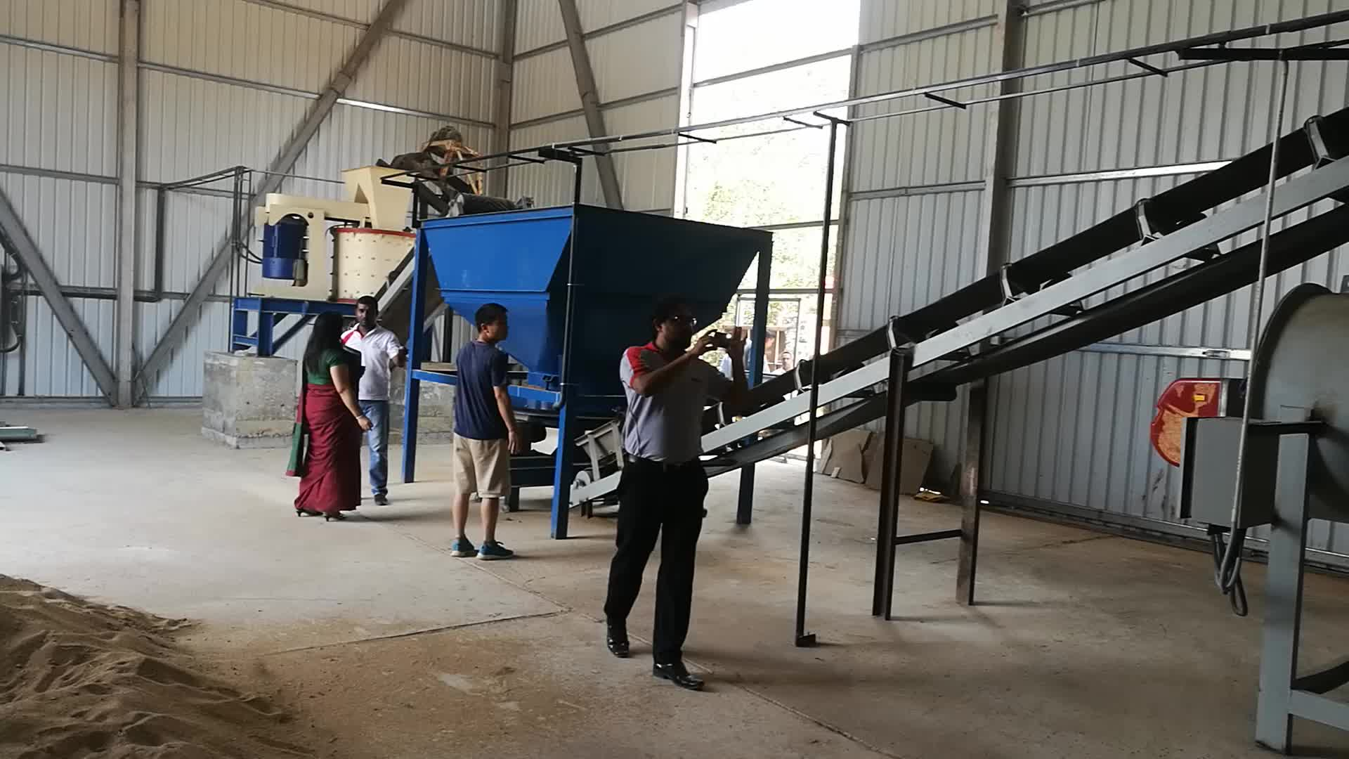 10t/h full automatic dry mortar production line/ dry mix mortar manufacturing plant with bagging line
