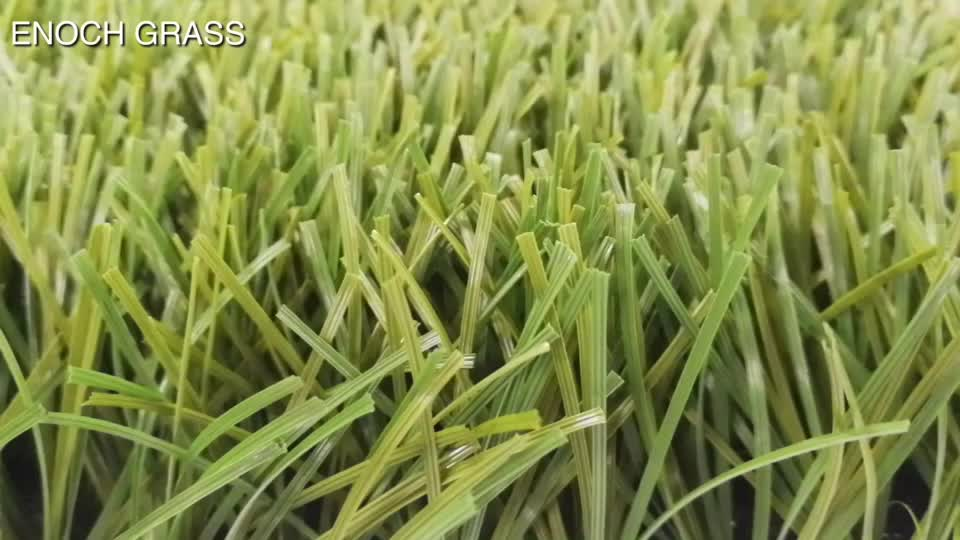 ENOCH  40mm 50mm 60mm Durable Football Artificial Turf Soccer Synthetic Grass