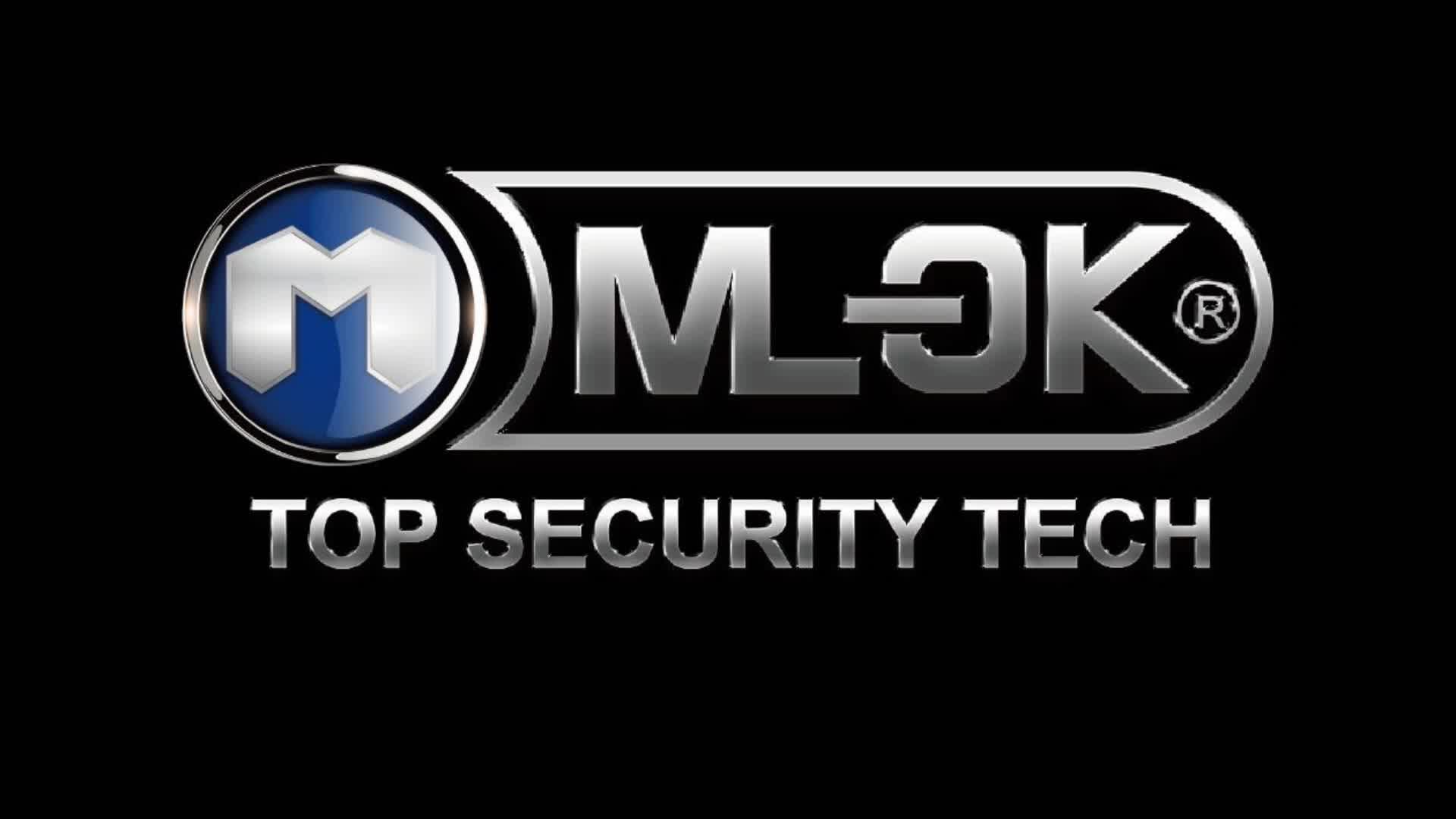 MOK Bedroom handle hot selling door knob locks with anti corrosion door lever