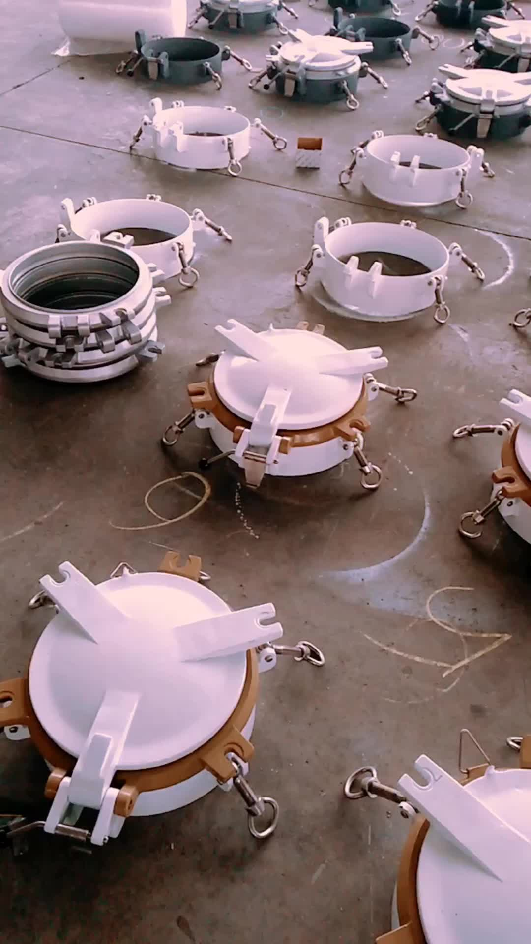 Chinesische Fabrik-Versorgungsmarinefenster Kundenspezifische Öffnung für Schiff