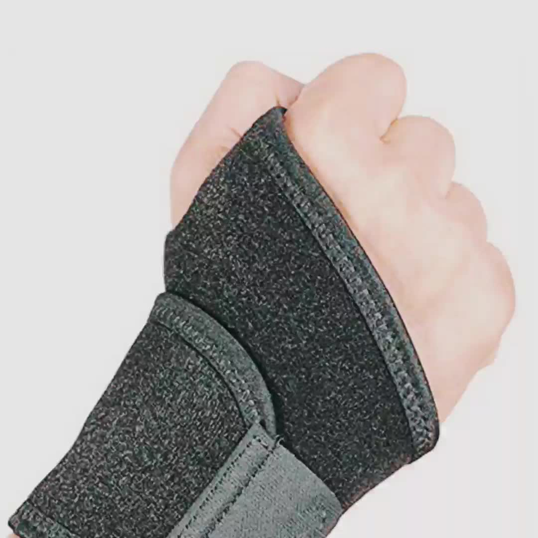 China Vervaardigen Gym Polssteun Brace Neopreen, Duurzaam Ademend Pols Brace CE/
