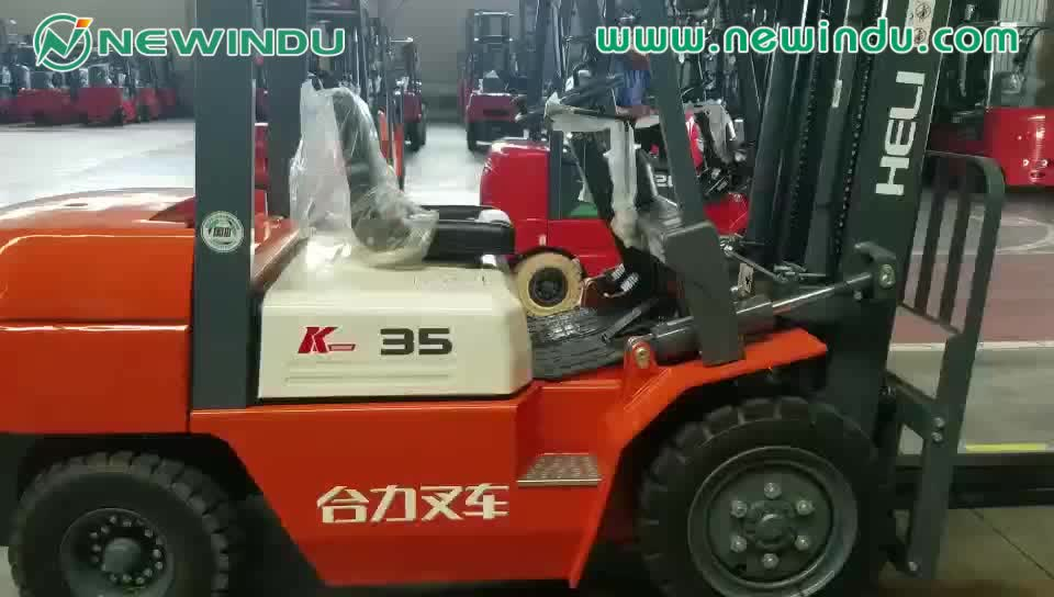 HELI Forklift CPCD80 Superior Quality Hydraulic Cylinder with Price