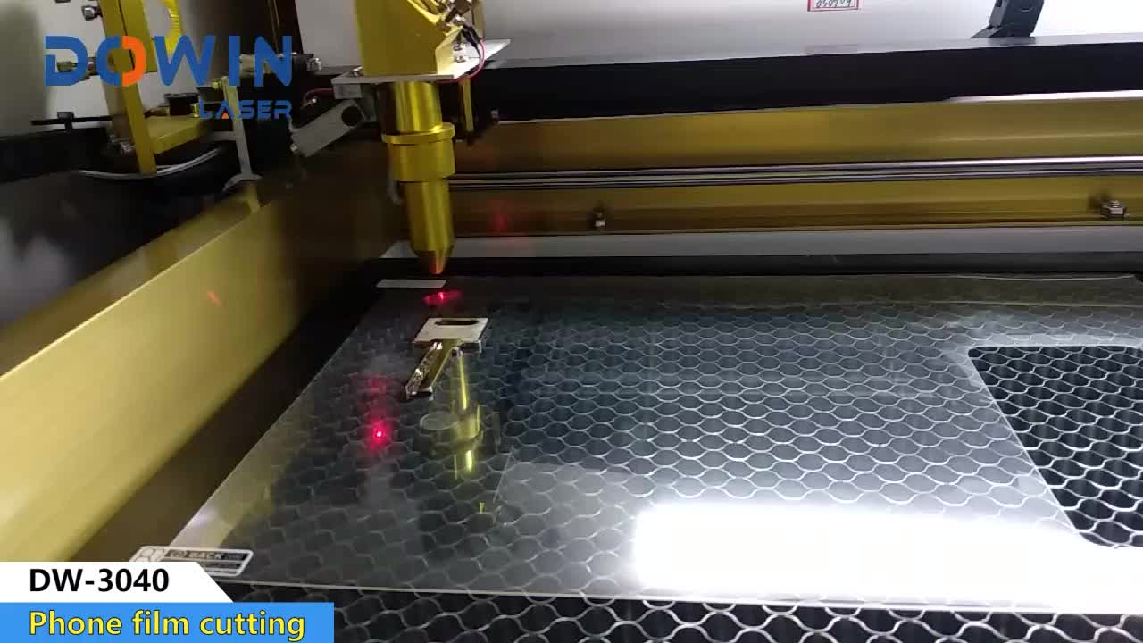 Laser rust removal  Mobile Phone Screen Protector Laser Cutting Making Engraver And Cutter Machine