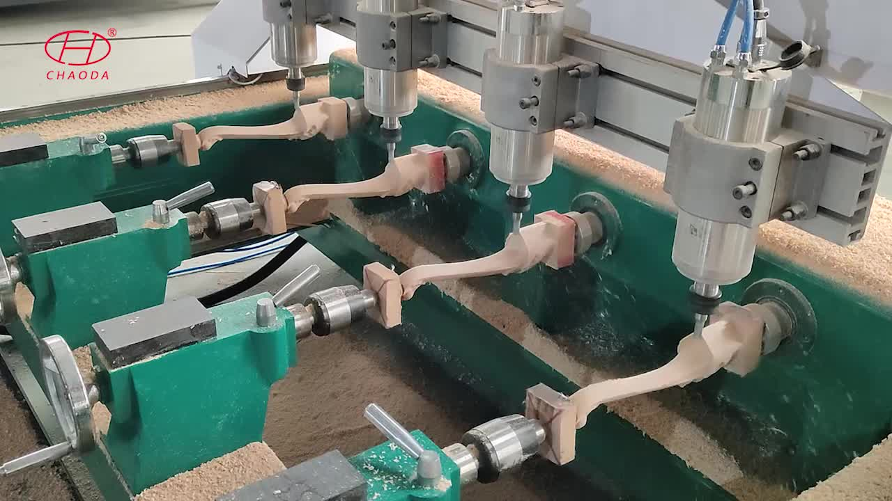 זול סין 4 ציר cnc עץ הנתב 1325 cnc כרסום מכונת עם הפיכת מחרטה הפיכת מכשיר